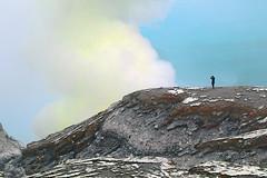 Java - Volcan Kawah Ljen (jmboyer) Tags: ba1085 java volcan kawahlien ©jmboyer indonesie indonésie asie asia travel canon géo