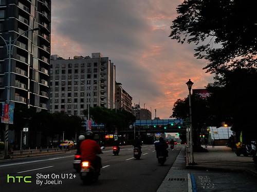 廣角開啟大視界,HTC U12+ 台中花博一日遊