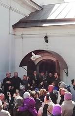 Благовещение ️ (xrammyachkovo) Tags: orthodox church holiday bird annunciation russianchurch moscow moscowregion