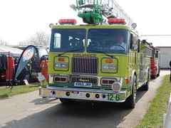 1993 Seagrave F6560 Telesquirt 65', Ladder 12-6 ex Reliance Fire Company Salem County NJ 2 (andrewgooch66) Tags: classic vintage veteran heritage preserved emergency fire ambulance firstaid tender appliance pump rescue ladder