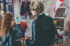 (mimiau_m) Tags: bjd asian doll flea market supia rosy recast 5thmotif venitu