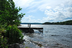 DSC_0358 (MSchmitze87) Tags: schweden sweden dalsland kanu canoeing see lake