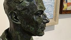 London '18 (faun070) Tags: england london londen sculpture georgevi kathleenscott1935 georgevikathleenscott