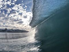 Morning Swim (davidweedallphotography) Tags: oceanphotography ocean earth waterandlight gopro adventure sun sunrise beautifullight beauty waterphotography water naturephotography photography nature light surfing waves california thebeach lagunabeach