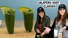 Jalapeño Shot Glasses - Tipsy Bartender (tastyfood99) Tags: bartender glasses jalapeno shot tipsy