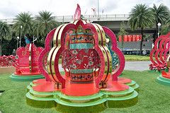 VivoCity (chooyutshing) Tags: decorations display chinesenewyear2019 lunarnewyear festival attractions celebrations plaza vivocity singapore