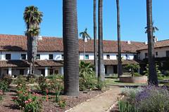 Mission Santa Barbara - Santa Barbara, California (russ david) Tags: spanish mission santa barbara ca california june 2018 architecture