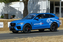 Jaguar F Pace SVR 2018 P1420008mods (Andrew Wright2009) Tags: goodwood festival speed sussex england uk historic heritage vehicle classic cars automobiles jaguar f pace svr 2018