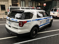 NYPD Aviation Unit FPIU (NY's Finest Photography) Tags: highway patrol state nypd fdny ems police law enforcement ford dodge swat esu srg crc ctb rescue truck nyc new york mack tbta chevy impala ppv tahoe mounted unit service squad dcu windshield road