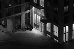 Imagination of reclusion (davidvankeulen) Tags: europe europa denhaag thehague hadze lahaye metropoolrotterdamdenhaag metropolerotterdamthehague laak stadsdeellaak laakhaven calandstraat s100 dark darkness donker davidvankeulen davidvankeulennl davidcvankeulen urbandc
