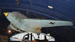 Messerschmitt Me.163B-1 Komet c/n 191316 Germany Air Force serial 191316 code 6 (sirgunho) Tags: london science museum england united kingdom preserved aircraft flight aviation messerschmitt me163b1 komet cn 191316 germany air force serial code 6