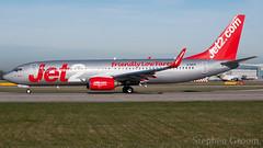Jet2.com Boeing 737-85P G-DRTF (StephenG88) Tags: manchesterairport southside man egcc 23l 23r boeing airbus 25thfebruary2019 25219 22519 lineup takeoff jet2com jet2 exs ls jet2holidays 737 738 737800 73785p gdrtf