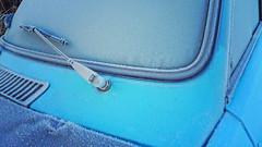 P1070211vf (hans hoeben) Tags: citroenamiwinterblues taketwo blue ami break super 8 citroen rally panasonic lumix lx3