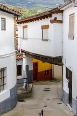 calle de subida a Castillo o iglesia Hervas Caceres (Rafael Gomez - http://micamara.es) Tags: callesubidaiglesia esp españa extremadura hervas calle de subida castillo o iglesia caceres