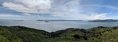 San Francisco Bay (s__i) Tags: angelisland sanfrancisco sanfranciscooaklandbaybridge goldengatebridge