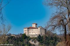 Angera: La Rocca... (Gian Floridia) Tags: angera bruschera va avifauna naturalistica oasi oasidellabruschera