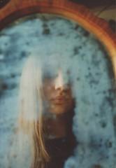 muse (chiara ...) Tags: 35mm film girl portrait colors analogphotography analogue olympus om1 kodak portra 800asa