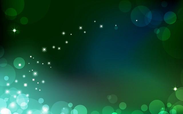 Обои блики, свет, зеленый, абстракция картинки на рабочий стол, фото скачать бесплатно
