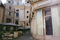 Negative0-10-10(1) (simona_stoeva) Tags: film analog 35mm canon ae 1 vienna travel trip city street sun moment