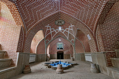 brickwork (freakingrabbit) Tags: qajar tabriz iran persia east azerbaijan province house basement bricks brickwork ornament heritage architectural feature historical