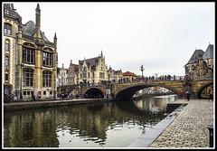 Paseando por Bélgica (edomingo) Tags: edomingoolympusomdem5 mzuiko1240 belgica gante ríolys