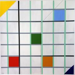 BD 2 - 2018 (HolgerArt) Tags: konstruktivismus gemälde kunst art acryl painting malerei farben abstrakt modern grafisch konstruktiv