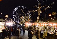Antwerp Christmas market (mtux) Tags: antwerp antwerpen belgium christmasmarket cinestill cinestill800t pentaxfilm pentaxp30n plustekopticfilm8200i film filmgrain pentax travelphotography