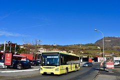 Millau - Iveco Bus UrbanWay 10 - 05/02/19 (Jérémy P.) Tags: aveyron millau urbanway bus iveco