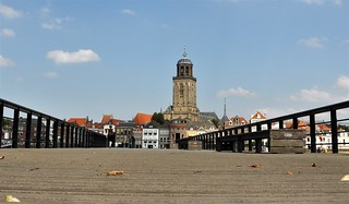Low view on Deventer