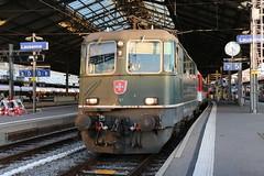 2019-01-04, CFF, Lausanne, Re 420 161 (Fototak) Tags: eisenbahn train treno railway locomotive elok re420 re44ii switzerland lausanne sbbcffffs 11161 420161