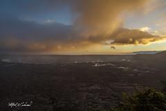 Volcano Sunset_27A8989 (Alfred J. Lockwood Photography) Tags: alfredjlockwood nature landscape sunset dusk volcano volcanonationalpark bigisland hawaii steamvents crater
