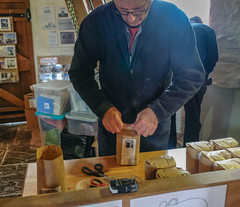 Holgate Windmill milling day - 06