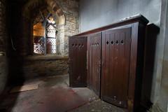 Church of Costa7 (Landie_Man) Tags: church costa urbex yorkshire coffee st andrews derp derpy religion abandoned disused closed shut retail survivor