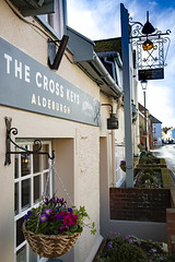 The Cross Keys front of pub (Adnams) Tags: thecrosskeysaldeburgh crosskeys aldeburgh suffolk pub adnams