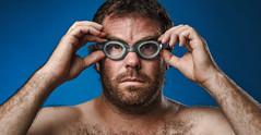 Goggles (sengsta) Tags: figure forme studio portrait swimmer goggles blue male