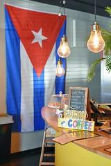 Guavas Cuban Cafe (jpellgen (@1179_jp)) Tags: guavascubancafe cafe restaurant guavas cuban cuba cubano food foodporn mpls minneapolis minnesota midwest mn usa america 2019 nikon nikkor d7200 southminneapolis cubanflag flag counter coffee