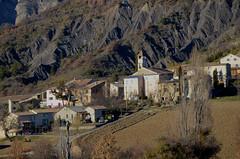 Melve (RarOiseau) Tags: alpesdehauteprovence melve village montagne marne