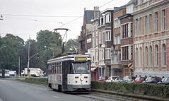 2001-09-18 Gent Tramway Nr.01 (beranekp) Tags: belgium gent tramvaj tramway tram tranvia strassenbahn šalina elektrika električka 01