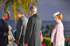 Prince of Wales DG and Sponsors (Cayman Islands Government Information Services) Tags: royal visit cayman prince wales duchess cornwall pedro st james united kingdom great britain