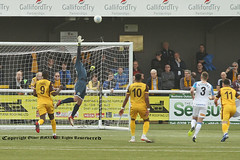 SUT_5219 (ollieGWK) Tags: sports football soccer sutton united v vs havent waterlooville league