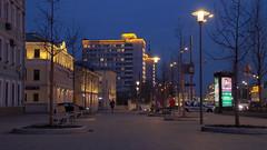IMGP7244 (PahaKoz) Tags: весна город городской пейзаж вечер москва улица архитектура spring cityscape city landscape even evening eventide moscow street architecture