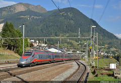 ETR 610.002 (Marco Stellini) Tags: trenitalia eurocity zurigo milano gottardo airolo ticino etr 610 alstom pendolino
