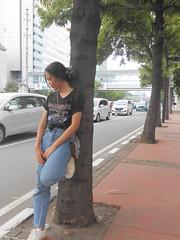 DSCN8842 (Avisheena) Tags: avisheena model tumblr girl hello world outfit jeans photograph