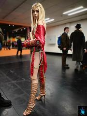 Blood Elf Mage (Ibrahim D Photography) Tags: bloodelf worldofwarcraft wow warcraft cosplay cosplaygirls cosplayer videogamecosplay britishcosplayer ukcosplayer mcmexpo mcmbirmingham evilamelia comiccon con