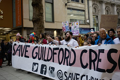 Save Gildford Crescent March (The Unfortunate Whale) Tags: cardiff saveguidfordcrescent guildfordcrescent gwdihw caerdydd wales cymru canon colour canon5dmk2 canon5dmkii 40mm 40mmstm 40mmf28stm protest march signs docphot documentaryphotography