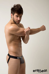 EW-MaxMeshJockstrapGrey (ergowear) Tags: sexymensunderwear ergonomic underwear microfiberpouchunderwearmens enhancing mens designer fashion for men