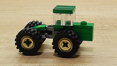 How to Build John Deere Articulated Tractor (MOC - 4K) (hajdekr) Tags: lego buildingblocks assemblyinstructions guide buildingguide tuto tutorial tip help tips stepbystep inspiration design manual moc myowncreation instruction instructions toy model buildingbricks bricks brick builder buildingtoy tractor articulated agro agriculture transport vehicle automobile joint custom 3dprint prusa pla printer johndeere usa john deere