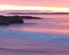 Rocks (DASEye) Tags: davidadamson daseye nikon sunrise rissersbeach novascotia ns water ocean atlanticocean pastel
