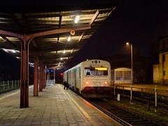 W Chojnicach (J. Piecuch) Tags: arriva rp mr mrd scandia man pociąg train zug rail railway bahnhof chojnice bydgoszcz kujpom kolej pkp bory tucholskie diesel