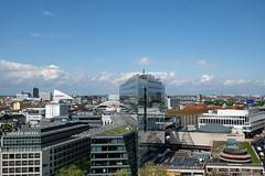 Häuser (Sockenhummel) Tags: joachimstalerstrasse berlin skyline dächer roofs stadt city grosstadt häuser gebäude urban fuji xt10 zoo innenstadt